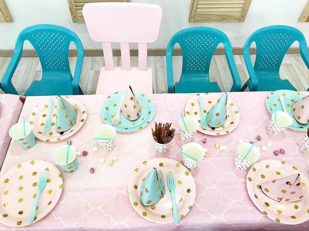 Detské oslavy, La Portella