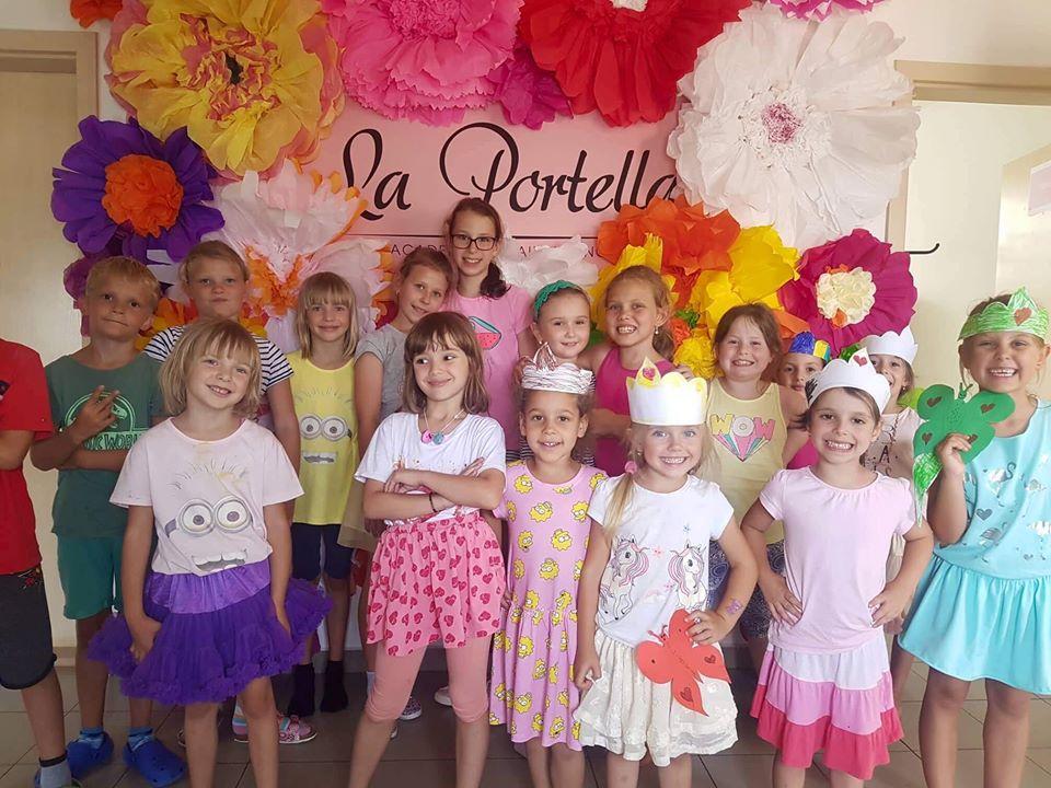 Letný tanečný tábor La Portella